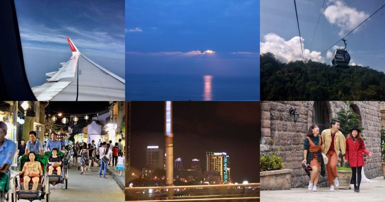 """Past2 """"ดานัง-ฮอยอัน-บานาฮิลล์"""" #ทริปเวียดนามอย่าผลีผลาม 5 เมือง 5 วัน """"ฮานอย-ซาปา-ดานัง-ฮอยอัน-โฮจิมินห์"""""""